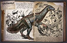 800px-Therizinosaurus Dossier