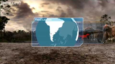 Mapusaurus - Planet Dinosaur - Episode 5 - BBC One