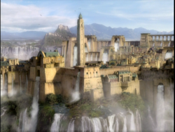 Waterfall City 2