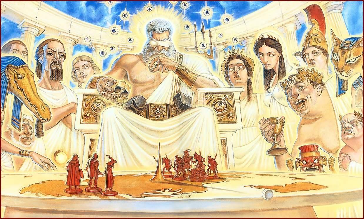 Gods Discworld Wiki Fandom Powered By Wikia