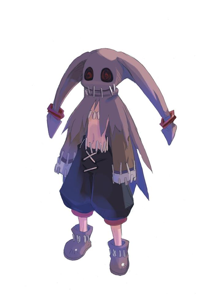 Disgaea Skull Mage