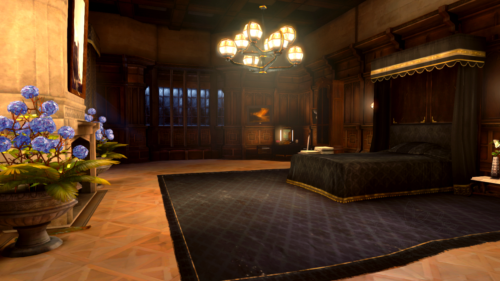 Where Is Emily S Room In Dishonored