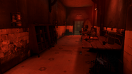 Galvani red room
