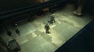 Sick overseer stab