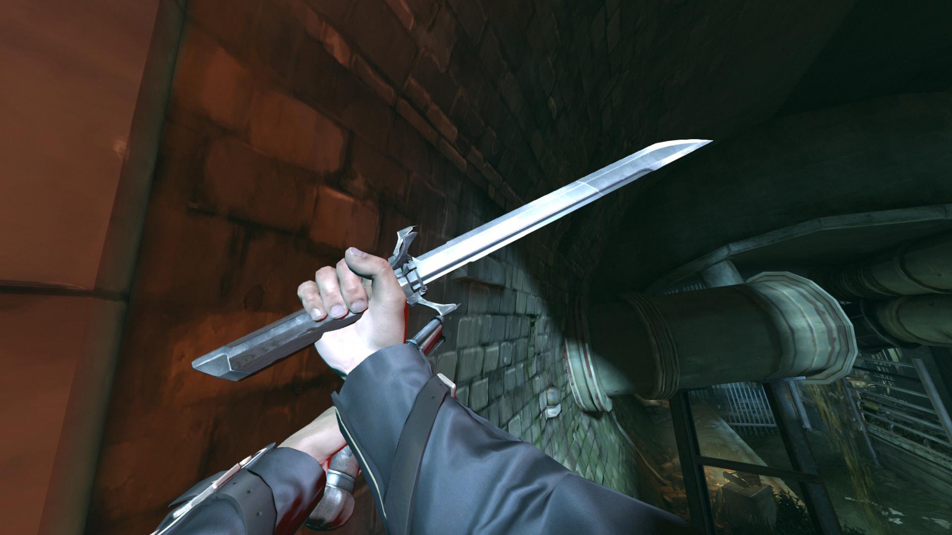 Складной меч своими руками 40