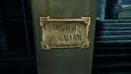 Galvani plaque