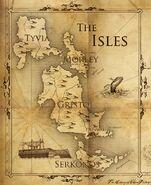 Islesmap