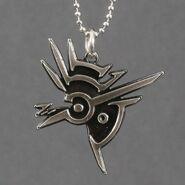 Outsiders mark pendant