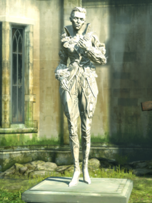 Delilah Copperspoon statue