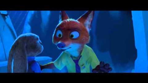 """Fur of a Skunk"" Clip - Zootopia in Theatres in 3D March 4!"
