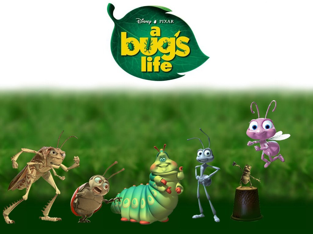 Media A Bug s Life  A Bug s A Bugs Life Characters