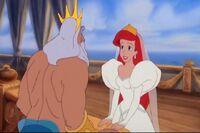 Triton and Ariel