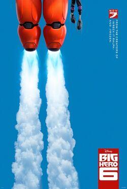 Big hero six xlg