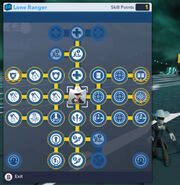 Lone Ranger Skills