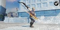 Hawkeye - Bow Block Breaker