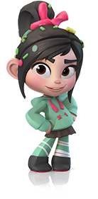 Vanellope Disney Infinity Wiki Fandom Powered By Wikia