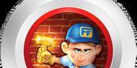 Fix-It Felix's Repair Power