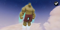 Hulk - Superhuman Leap