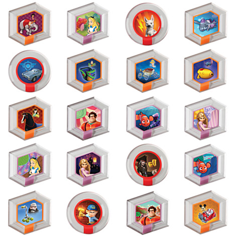 Power Disc Series 1 Disney Infinity Wiki Fandom
