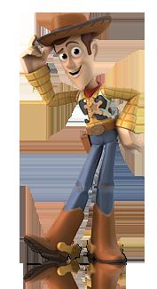 Woodymodel