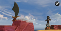 Aladdin - Scimitar Charge