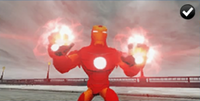 Iron Man - Power Pulse Bolts