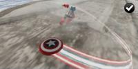 Captain America - Cap's Shield Assault