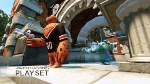Disney Infinity Monsters University - Sulley