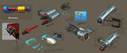 Vehicle Weapons Concept