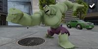 Hulk - Power Attack