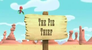 The Pie Thief titlecard