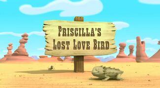 Priscilla's Lost Love Bird titlecard