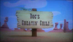 Doc's Cheatin' Chili title card