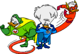 QuackPack T-Squad RichB