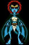 GARGOYLES Demona RichB