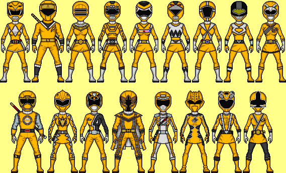 YellowRangers MicroManEd