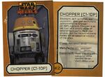 Chopper Card