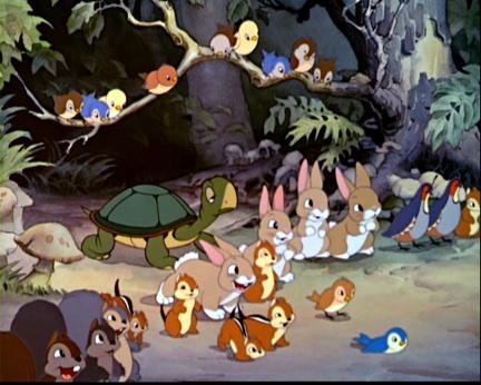 animali della foresta biancaneve disney wiki fandom