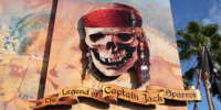The Legend of Captain Jack Sparrow