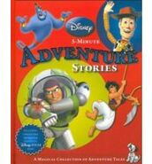 5-minute adventure stories