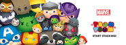Marvel Tsum Tsum Promotional