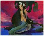 The little mermaid concept 6 by kay nielsen