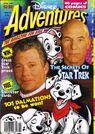 Disney adventures magazine australian cover april 1995 star trek