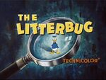 LITTERBUG title
