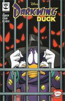 Darkwing Duck JoeBooks 2 cover