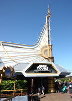 Star Tours Entrance DLR