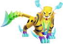 Keeba Tiger (Spirit) KH3D