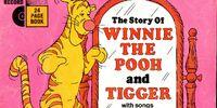 Winnie the Pooh and Tigger (Disney Read-Along)