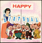 1964 Birthday Card Record1