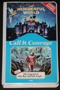 Call It Courage vhs